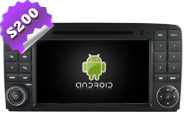 Android 8.0 For MERCEDES-BENZ R CLASS W251 (W2-W215)