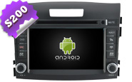 Android 8.0 For HONDA CRV 2012-2014 (W2-W111)