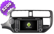 Android 8.0 For KIA K3/RIO (W2-W204)