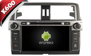 Android 6.0 For TOYOTA PRADO 2014 (W2-K7188)