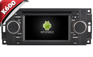 Android 6.0 For CHRYSLER 300C (W2-K7833)