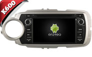 Android 6.0 For TOYOTA YARIS 2012-2013 (W2-K7175)