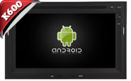 Android 6.0 For PEUGEOT 3008/5008 2009-2011 (W2-K7430)