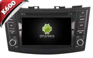 Android 6.0 For SUZUKI SWIFT 2011-2015 (W2-K7653)