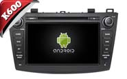 Android 6.0 For MAZDA 3 2010-2012 (W2-K7606)
