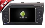 Android 6.0 For MAZDA 3 2004-2009 (W2-K7603)