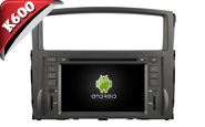 Android 6.0 For MITSUBISHI PAJERO (W2-K7846)