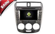 Android 6.0 For HONDA CITY 2008-2012 (New Arrival) (W2-K7309)