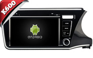 Android 6.0 For HONDA CITY 2014(Right Drive Version) (W2-K7324)