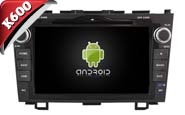 Android 6.0 For HONDA CRV 2006-2011 (W2-K7318)