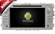 Android 6.0 For FORD MONDEO/FOCUS(>2008)/S-MAX (W2-K7457S)