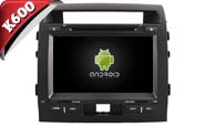 Android 6.0 For TOYOTA LAND CRUISER 200 (W2-K7133)