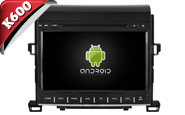 Android 6.0 For TOYOTA ALPHARD(New Arrival) (W2-K7115)