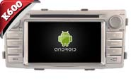 Android 6.0 For TOYOTA HILUX 2012 (W2-K7138)