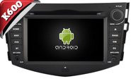 Android 6.0 For TOYOTA RAV4 2008-2011 (W2-K7126)