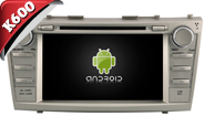 Android 6.0 For TOYOTA CAMRY 2007-2011 (W2-K7117)
