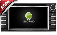 Android 6.0 For TOYOTA COROLLA/RAV4 (W2-K7158)