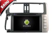 Android 6.0 For TOYOTA PRADO 150 (W2-K7119)