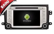 Android 6.0 For SUZUKI SX4 2006-2014 (W2-K7657)