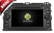 Android 6.0 For TOYOTA PRADO 120 (W2-K7129)