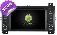 Android 8.0 For JEEP GRAND CHEROKEE (W2-W263)