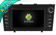 Android 7.1 For TOYOTA AVENSIS 2008-2013 (W2-H5585B)