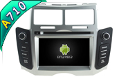 Android 7.1 For TOYOTA YARIS 2005-2011 (W2-H5747)