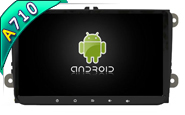 Android 7.1 For VW JETTA/TIGUAN/PASSAT (W2-H5339)