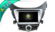 Android 7.1 For HYUNDAI ELANTRA 2011 (W2-H5718)