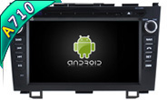 Android 7.1 For HONDA CRV 2006-2010 (W2-H5789)