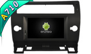 Android 7.1 For CITROEN C4 (W2-H5691B)