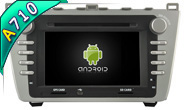 Android 7.1 For MAZDA6 2009-2011 (W2-H5771)