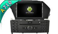 Android 7.1 For MERCEDES BENZ GLK (W2-H5708)
