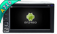 Android 7.1 For Universal Double Din (W2-H5722)