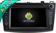 Android 7.1 For MAZDA 3 2010-2011 (W2-H5793)