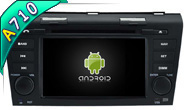 Android 7.1 For MAZDA 3 2004-2009 (W2-H5791)