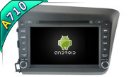 Android 7.1 For HONDA NEW CIVIC 2012 (W2-H5728)