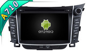Android 7.1 For HYUNDAI I30 2012 (W2-H5724)