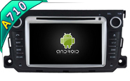 Android 7.1 For MERCEDES-BENZ SMART 2010-2014 (W2-H5502)
