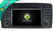 Android 7.1 For BENZ R CLASS W251 R280/R320/R350/R500 (W2-H5551)