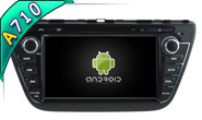 For Android 7.1 SUZUKI 2014 Cross (W2-H5536)