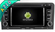 Android 7.1 For AUDI A3 (W2-H5763)