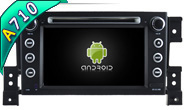 Android 7.1 For SUZUKI GRAND VITARA 2006-2010 (W2-H5779)