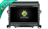 Android 7.1 For TOYOTA ALPHARD 2007-2013 (W2-H7008)