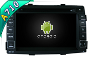 Android 7.1 For KIA SORENTO 2009-2011 (W2-H7042)