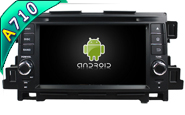 Android 7.1 For MAZDA CX-5 2012 (W2-H7005)