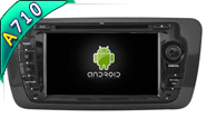 Android 7.1 For SEAT IBIZA 2009-2013 (W2-H7004)