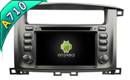 Android 7.1 For TOYOTA LAND CRUISER 100 (W2-H7071)