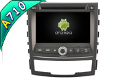 Android 7.1 For SSANGYONG KORANDO 2010-2013 (W2-H7067)