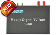 CAR DVB-T BOX(MPEG-4/H.264/AVC) (DVB-T-15)